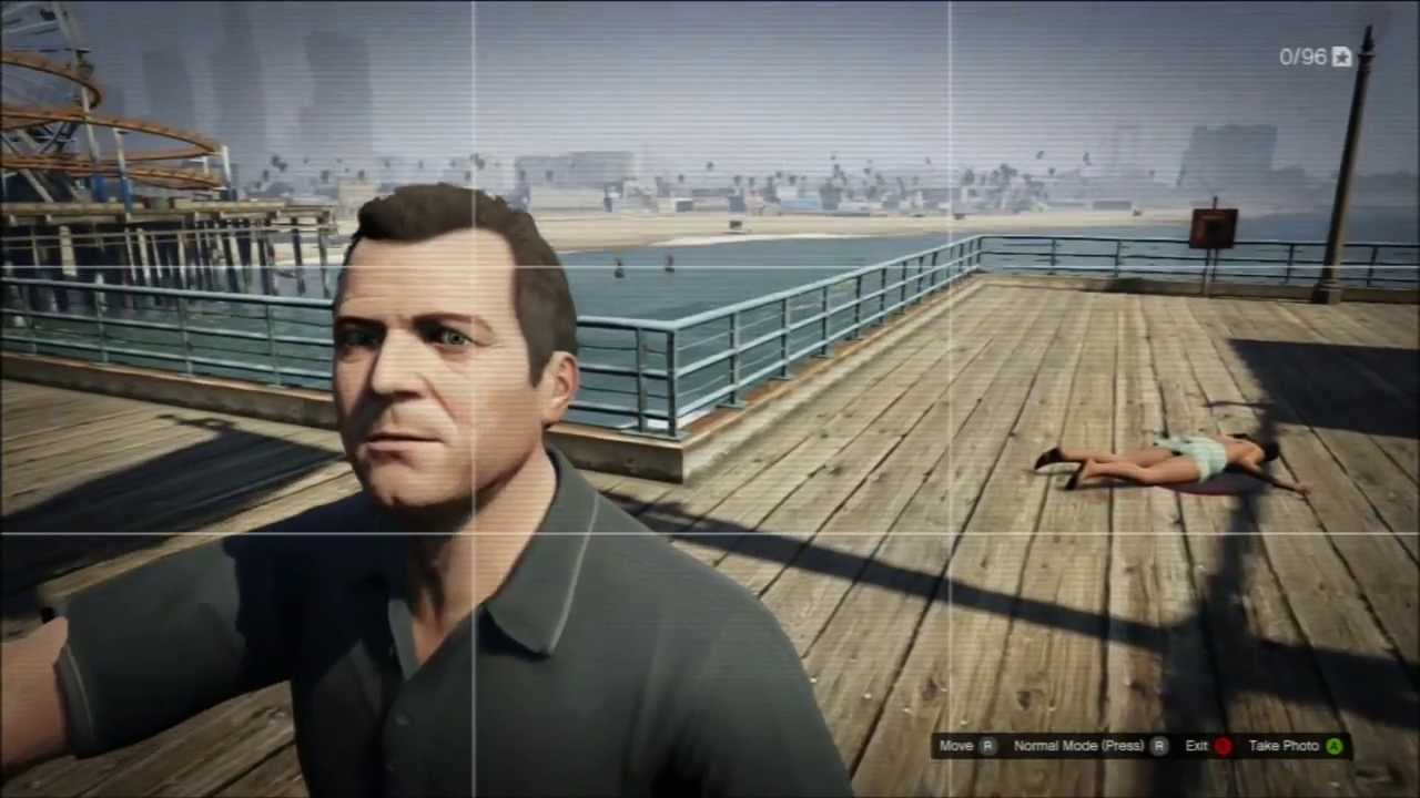 Gta 5 Selfies Funny 24 Desktop Wallpaper