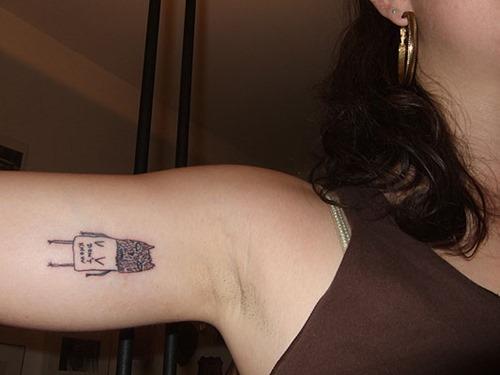Small Funny Tattoos 8 Cool Hd Wallpaper