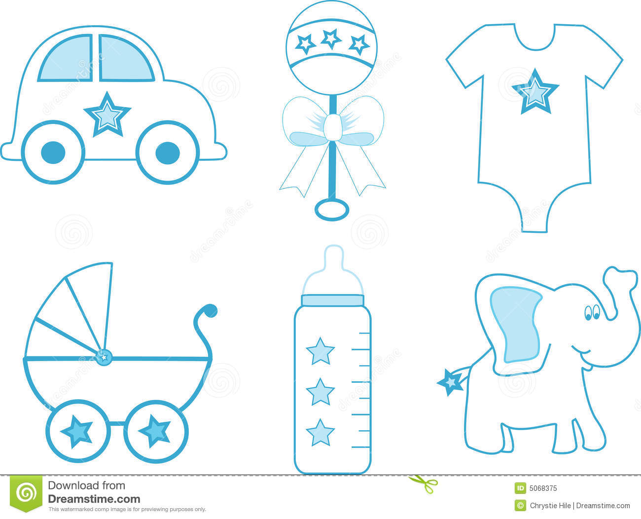 free clipart of baby things - photo #25