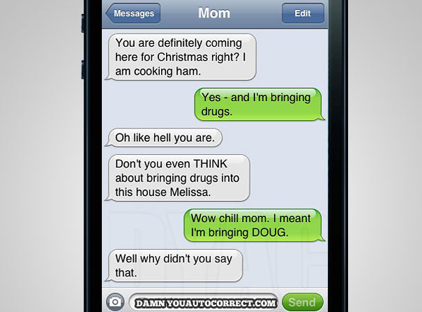 Funny Autocorrect Fails 50 Free Wallpaper