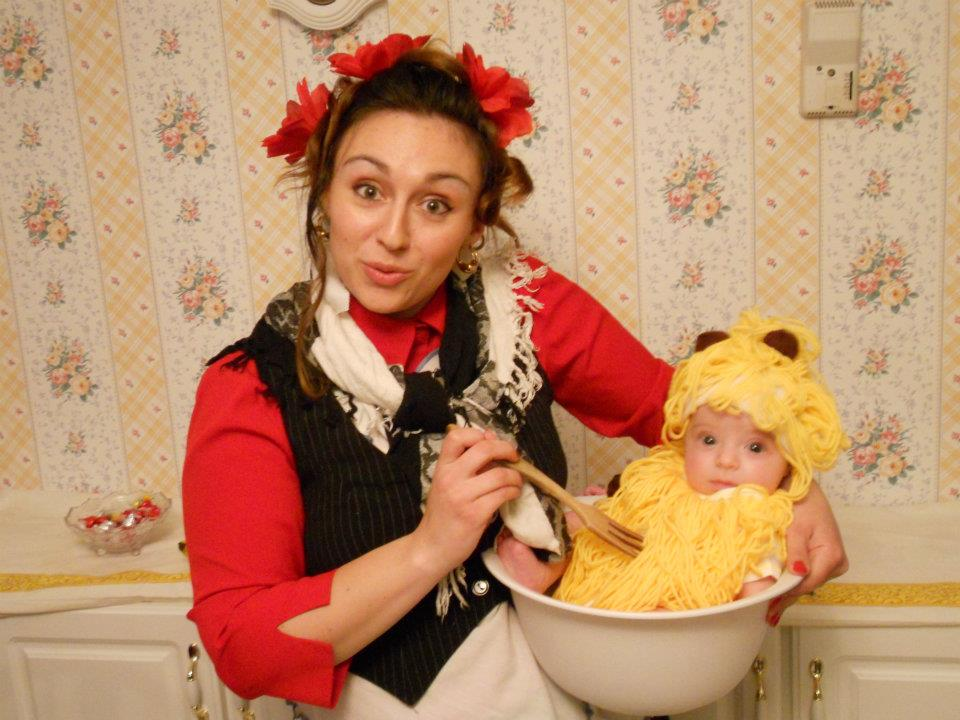 Funny Baby Costumes 6 Desktop Wallpaper