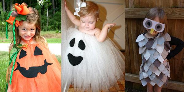 Фото костюмы для хэллоуина своими руками для девочек