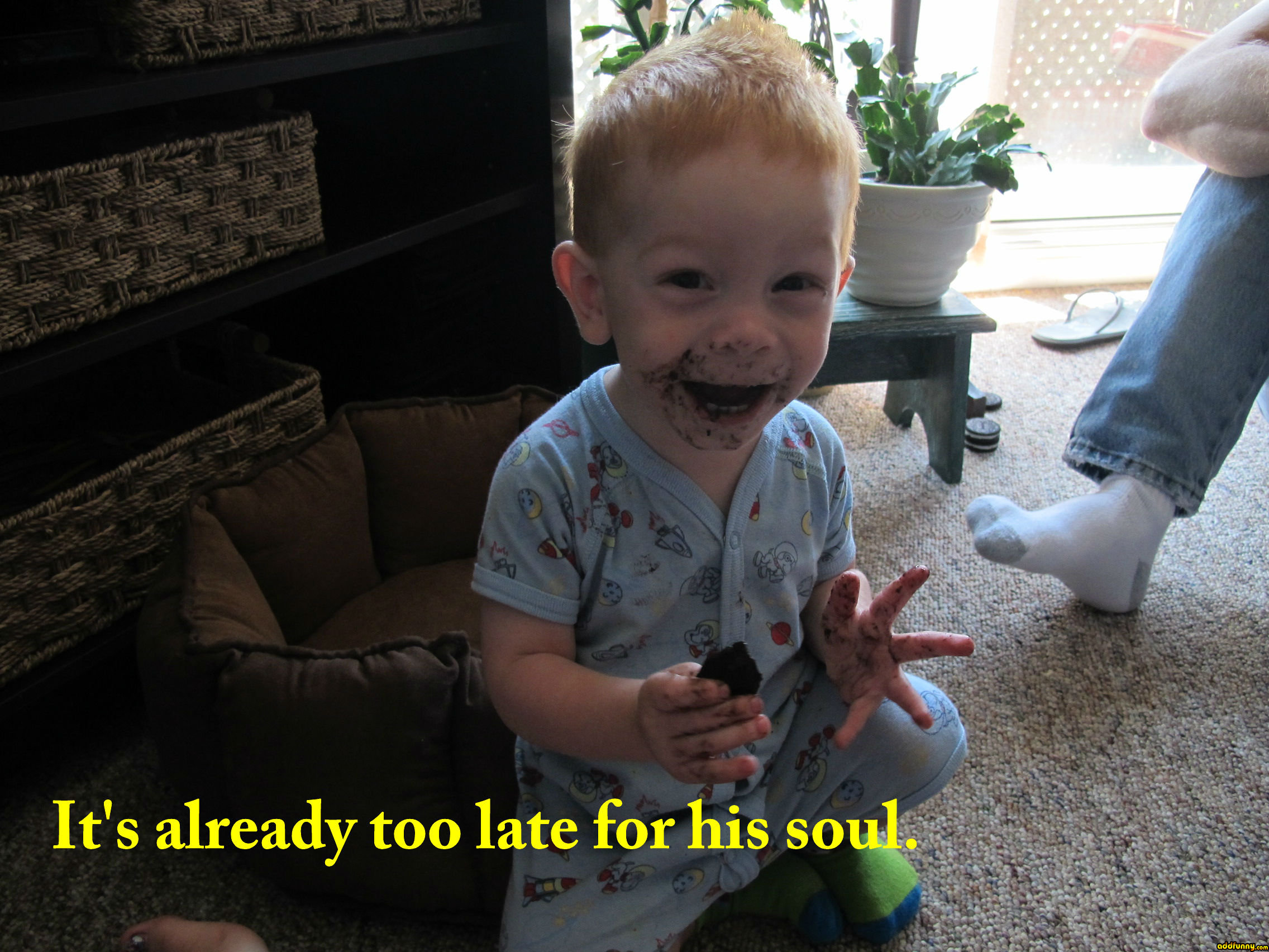 Funny Baby Jokes 7 Widescreen Wallpaper - Funnypicture.org