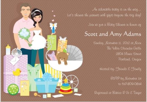 Funny Baby Shower Invitations 11 Background Wallpaper Funnypictureorg