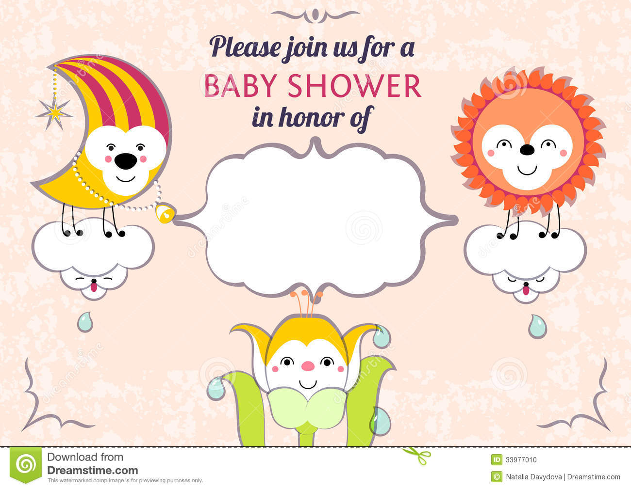 Funny Baby Shower Invitations 14 Desktop Wallpaper