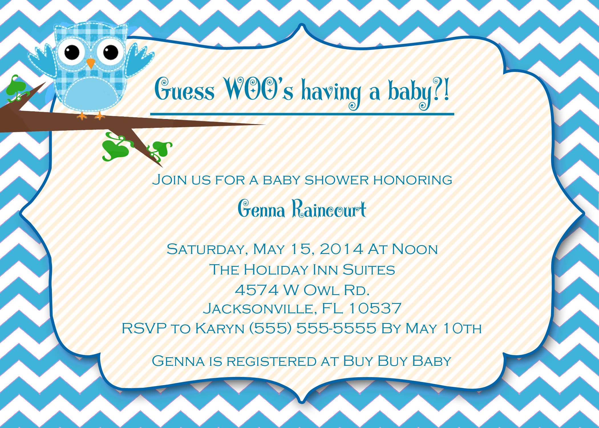Funny Baby Shower Invitations 23 Background Funnypicture
