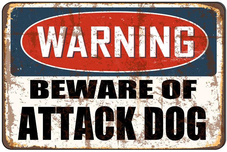 Funny Beware Of Dog Signs 1 Free Hd Wallpaper