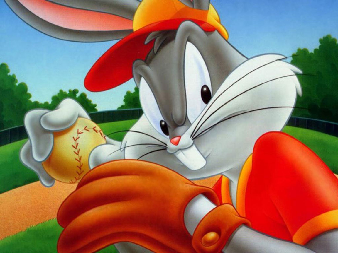 Funny Bugs Bunny Cartoon 31 Free Wallpaper