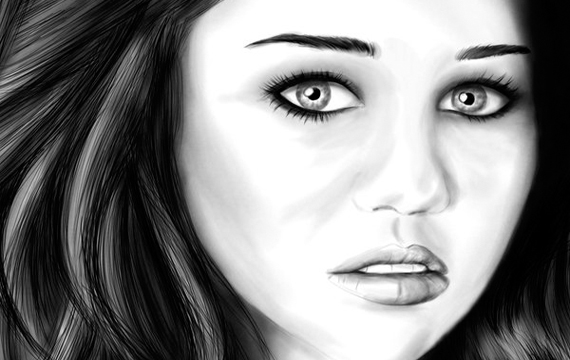 Funny Celebrity Drawings 28 Background