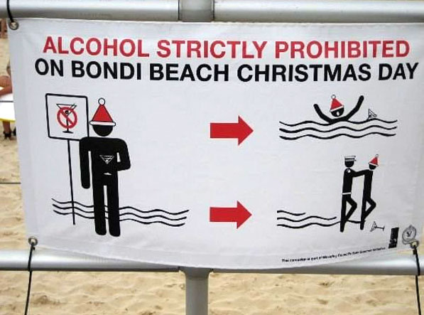 Funny Christmas Signs 40 Cool Wallpaper
