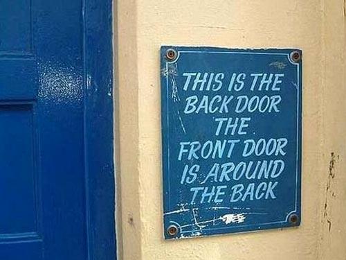Funny Door Signs 14 Free Wallpaper & Funny Door Signs 14 Free Wallpaper - Funnypicture.org