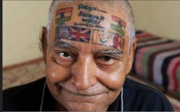 Funny Face Tattoos 11 Hd Wallpaper Funnypicture Org