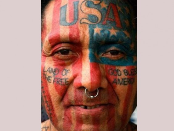 Funny Face Tattoos 13 Free Wallpaper