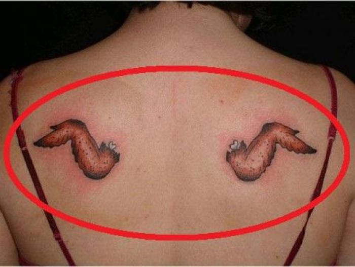 Funny Fail Tattoos 4 Desktop Background