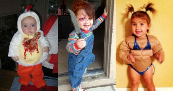 Funny Halloween Costumes For Kids 15 Desktop Wallpaper