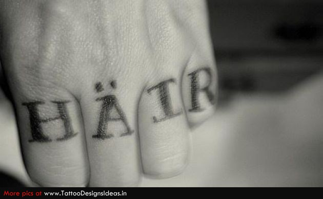 Funny Knuckle Tattoo Phrases 2 Cool Wallpaper