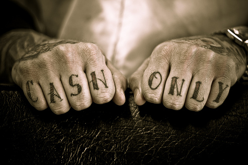 Funny Knuckle Tattoo Phrases 8 Background Wallpaper