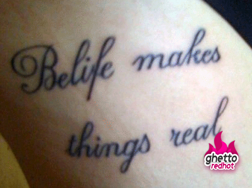 Funny Misspelled Tattoos 15 Background
