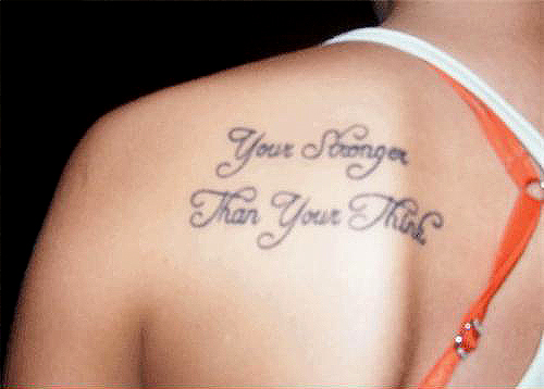 Funny Misspelled Tattoos 4 Background
