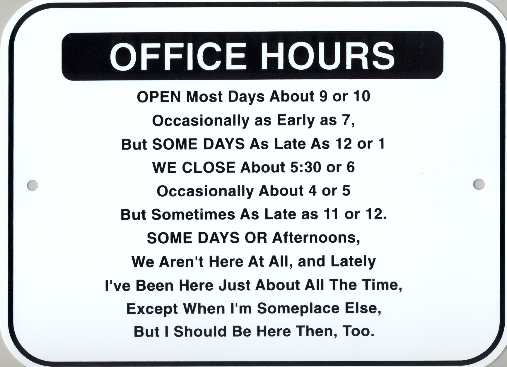 Funny Quotes About Work Funny Office Signs 20 Wide Wallpaper  Funnypicture