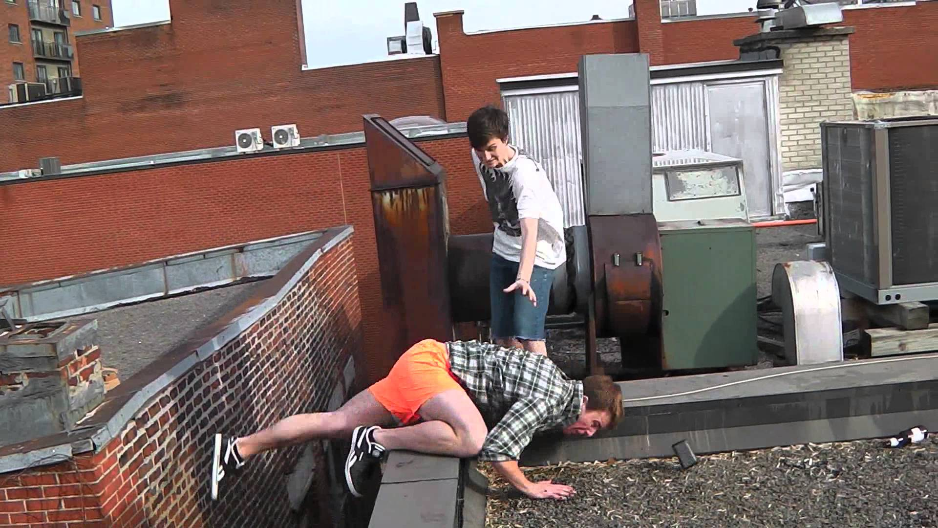 Funny Parkour Fails 27 Widescreen Wallpaper 1920x1080