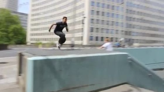 Funny Parkour Fails 4 Cool Wallpaper