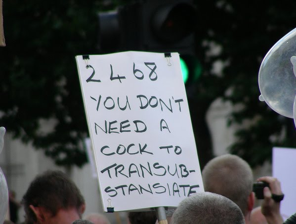Funny Protest Signs 12 High Resolution Wallpaper