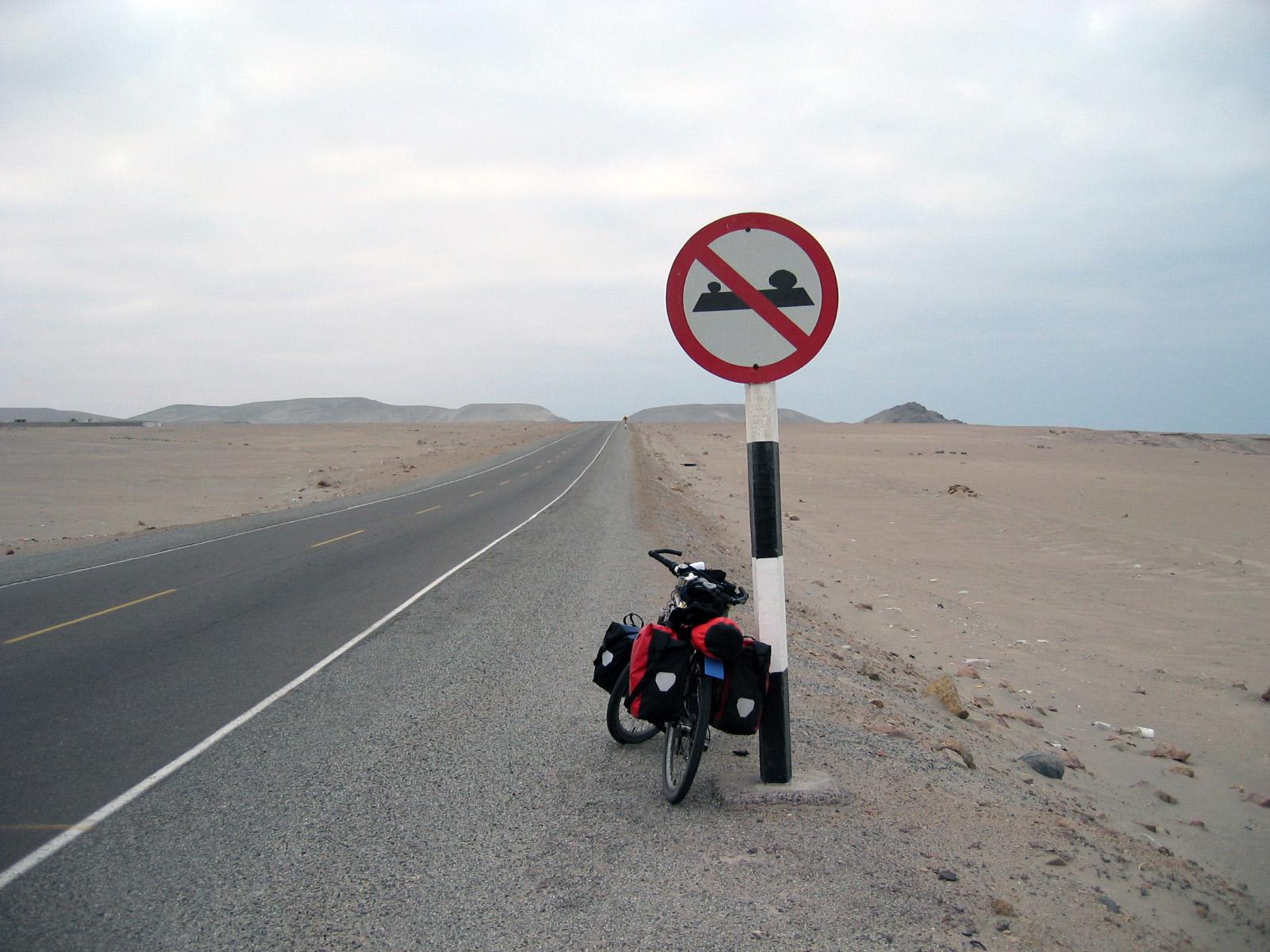 Funny Road Sign 37 Widescreen Wallpaper