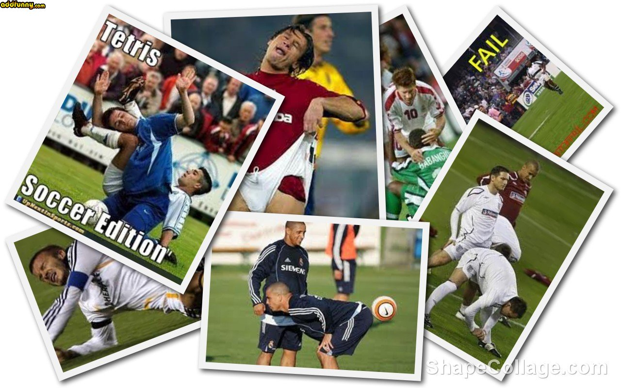 Funny Soccer Fails 3 Free Wallpaper