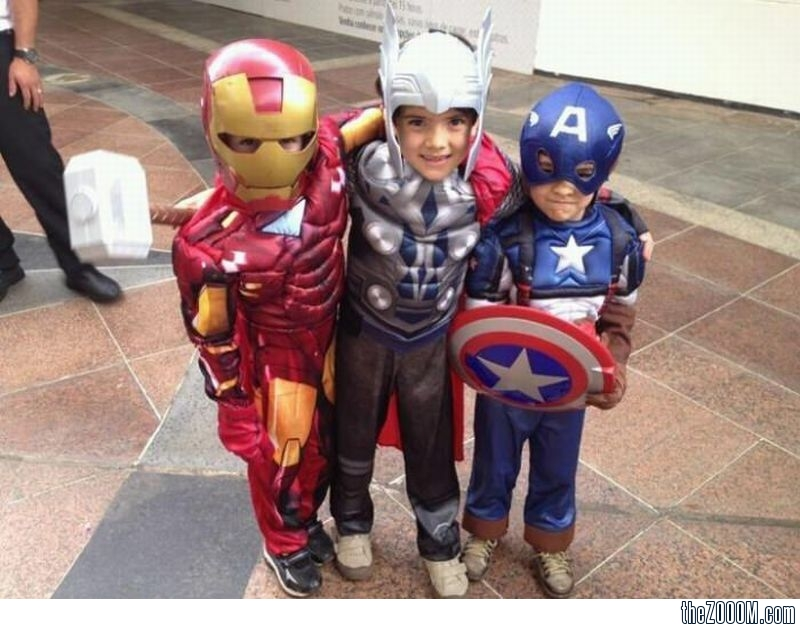 Funny Superhero Costumes 17 Hd Wallpaper  Funnypicture.org