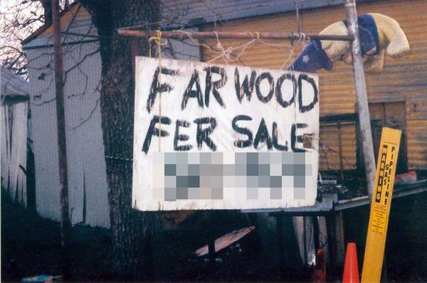 Redneck Funny Signs 30 Widescreen Wallpaper