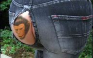 Funny Bum Tattoos 22 Desktop Background