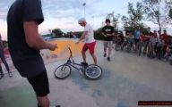 Funny Fails Bmx 24 Wide Wallpaper