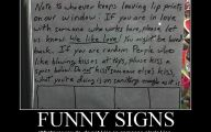 Funny Sign Pictures 7 Widescreen Wallpaper