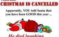 Funny Christmas Cartoon 17 Desktop Wallpaper
