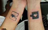 Funny Couple Tattoos 13 Desktop Wallpaper