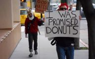 Funny Protest Signs 1 Hd Wallpaper