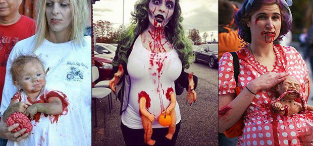 Funny Pregnancy Costumes 6 Hd Wallpaper Funnypicture Org